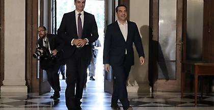 Πολιτική κόντρα ΝΔ - ΣΥΡΙΖΑ για την έξοδο του Φλώρου από την φυλακή