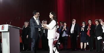 Η Ραλλία Χρηστίδου σταματά το τραγούδι για να αφοσιωθεί σε ΣΥΡΙΖΑ και Βουλή