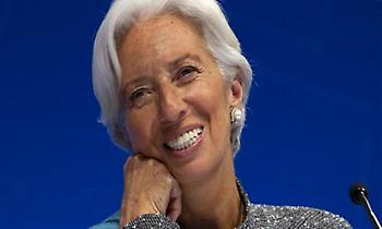 Παραιτείται από το ΔΝΤ η Κριστίν Λαγκάρντ