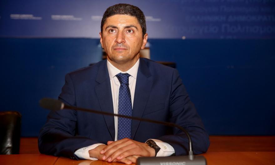 Αυγενάκης: «Ο αθλητικός νόμος θα μεταβληθεί, δε θα καταργηθεί»
