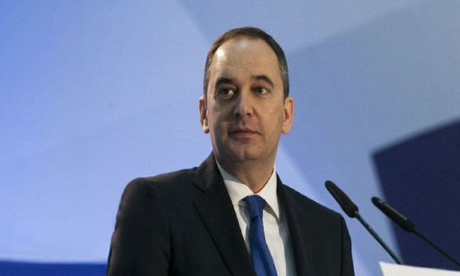 Με εκπροσώπους του ΟΛΠ συναντήθηκε ο υπουργός Ναυτιλίας Γιάννης Πλακιωτάκης