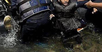 Τρεις λέμβοι με 148 μετανάστες και πρόσφυγες εντοπίστηκαν στο Αιγαίο