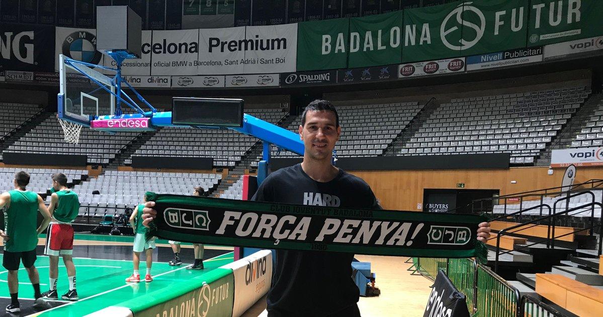 Ζήσης: «Χαίρομαι που επιστρέφω στην ACB»
