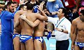 Παγκόσμιο Πρωτάθλημα Υδατοσφαίρισης: «Χρυσό» βαθμό πήρε η Εθνική ανδρών κόντρα στο Μαυροβούνιο