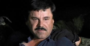 Ισόβια κάθειρξη επιβάλλουν τα αμερικανικά δικαστήρια στον Ελ Τσάπο