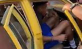 Γιάννης Αντετοκούνμπο: Coming to America… με ταξί (video)