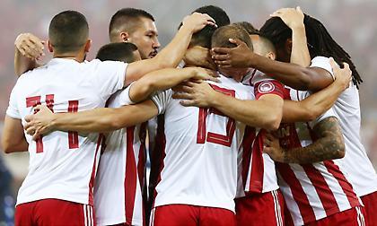 Νικολακόπουλος: «Αυτούς θα δηλώσει στην UEFA για Πλζεν ο Ολυμπιακός»
