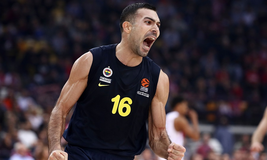 Σλούκας: «Μίζερη η κατάσταση στο ελληνικό μπάσκετ, ποτέ δεν ήμουν φιλοχρήματος»