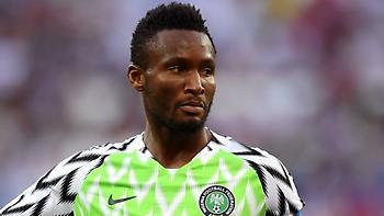 Αποσύρθηκε από την εθνική Νιγηρίας ο Τζον Όμπι Μικέλ!