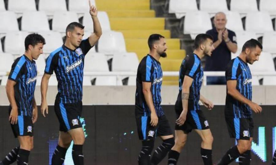 Πέρασε με τεσσάρα ο Απόλλων Λεμεσού, πρόκριση και για ΑΕΚ Λάρνακας