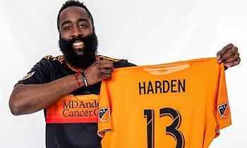 Μέτοχος στην ποδοσφαιρική ομάδα του Χιούστον ο Χάρντεν!