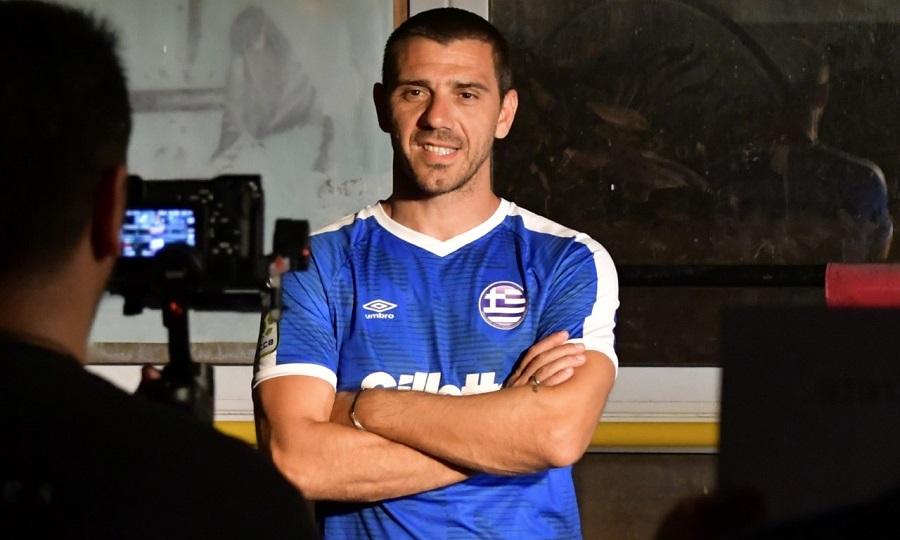 Με Κατσουράνη στο Παγκόσμιο μίνι ποδοσφαίρου η Ελληνική ομάδα! (video)