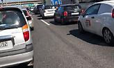 Χωρίς προβλήματα η κίνηση στα Μέσα - Μποτιλιάρισμα σε κεντρικούς δρόμους