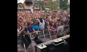 «Κοπανιέται» στην Tomorrowland ο Σακίλ! (video)
