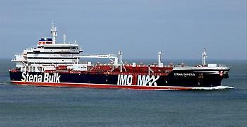 Οι Αρχές του Ιραν διερευνούν για βρετανικό δεξαμενόπλοιο που κατασχέθηκε