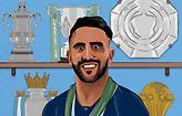 Πέντε τίτλοι σε σεζόν... 348 ημερών ο Μαχρέζ!