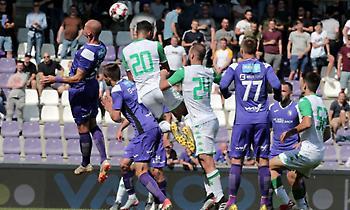 LIVE: Μπέρσοτ-Παναθηναϊκός 1-0