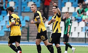 LIVE: ΑΕΚ-ΝΠΣ Βόλος 0-0
