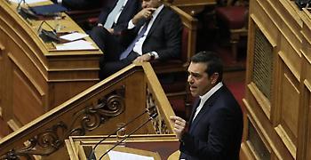 Τσίπρας: Η πρώτη Βουλή χωρίς μνημόνια και νεοναζί
