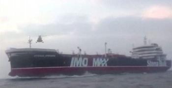 Λονδίνο: Θα προχωρήσει σε κυρώσεις σε βάρος του Ιράν για το δεξαμενόπλοιο