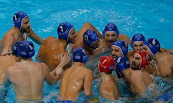 Στους «8» του κόσμου η Εθνική πόλο ανδρών!