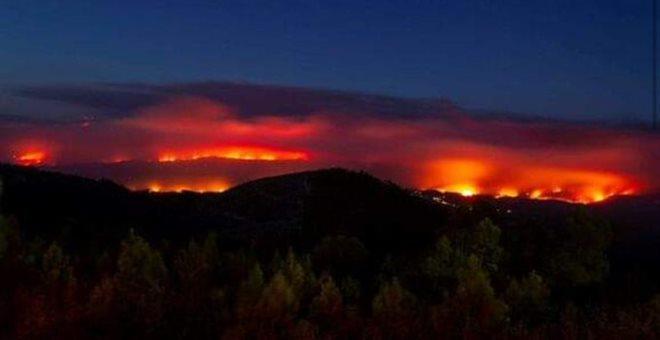 Μαίνονται οι φωτιές στην Πορτογαλία: Πυροσβέστες τραυματίστηκαν (video)