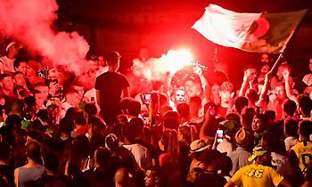 Υποδοχή ηρώων για τους Αλγερινούς στην πατρίδα τους