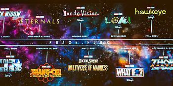 Όλο το πρόγραμμα της Marvel για την επόμενη τριετία