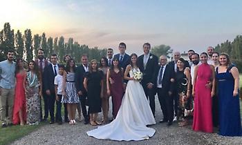 Μέλι: Στην… ομάδα των παντρεμένων! (photos)