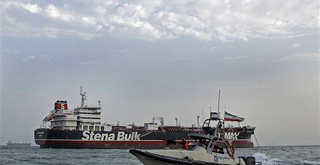 Η Βρετανία κατήγγειλε στον ΟΗΕ την κατάσχεση του Stena Impero από το Ιράν