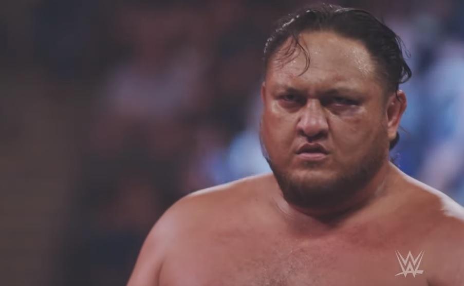 Μια μέρα με τον Samoa Joe στο Extreme Rules