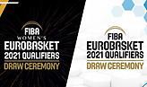 Live Streaming: Οι κληρώσεις στα προκριματικά του Ευρωμπάσκετ Ανδρών και Γυναικών