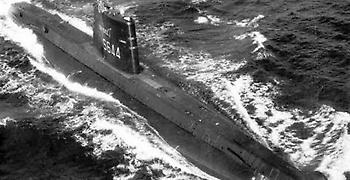 Βρέθηκε το γαλλικό υποβρύχιο La Minerve που είχε εξαφανιστεί πριν 50 χρόνια