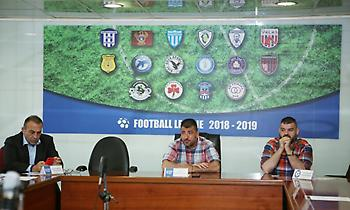 Διοικητικό συμβούλιο την Τετάρτη στην Super League 2