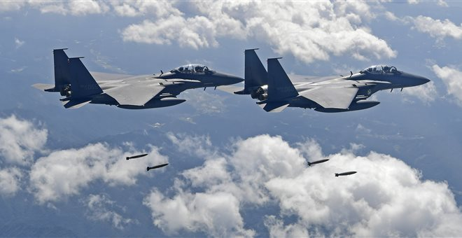 Νότια Κορέα: Προειδοποιητικά πυρά κατά ρωσικών αεροσκαφών