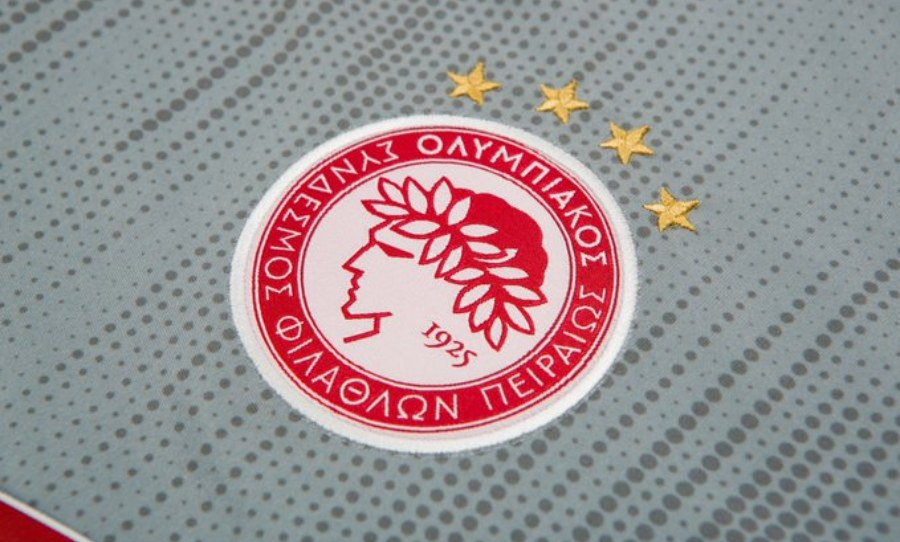 Αυτή είναι η νέα εκτός έδρας εμφάνιση του Ολυμπιακού! (pic)