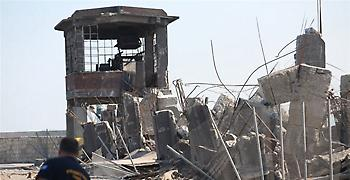Μενδώνη:Διενεργήθηκε αυτοψία στον ταινιόδρομο που κατέρρευσε από τον σεισμό