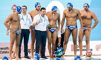 Δεν τα κατάφερε κόντρα στην Ιταλία η Εθνική πόλο ανδρών