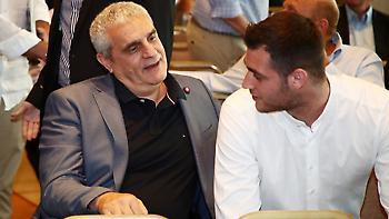 Πεδουλάκης: «Το ελληνικό μπάσκετ κρατάει ψηλα τον αθλητισμό»