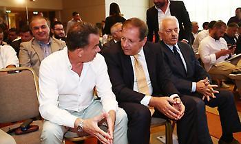 Αγγελόπουλος: «Το μπάσκετ πέρασε μία δύσκολη δεκαετία»