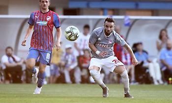 LIVE: Βικτόρια Πλζεν-Ολυμπιακός 0-0