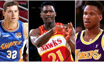 Παναθηναϊκός: Τα κορυφαία NBA draft picks της ιστορίας του