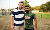 Ζαχιντ : «Μου αρέσει να είμαι ηγέτης στο γήπεδο»