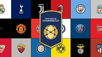 Μεγάλα παιχνίδια στο International Champions Cup