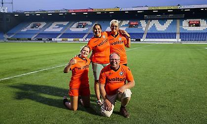 Οι Ολλανδοί φίλαθλοι του Αστέρα Τρίπολης (pic)