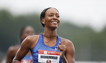 Έσπασε το παγκόσμιο ρεκόρ στα 400μ. μετ'εμποδίων η Μουχάμαντ