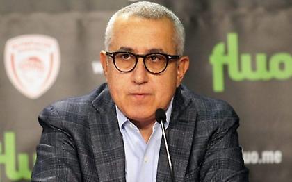 Σταυρόπουλος: «Χαρούμενοι για Σέρχιο, είναι παίκτης-νικητής»