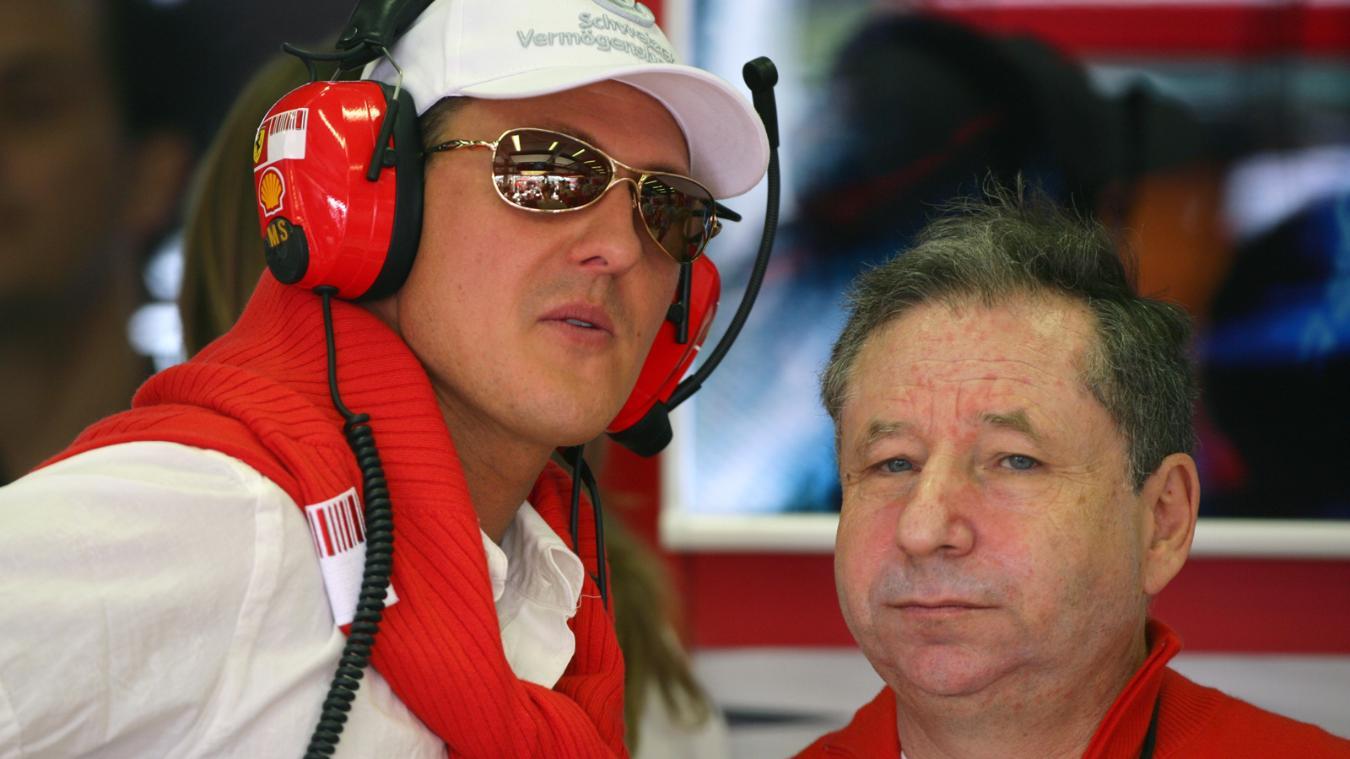 Τοντ: «Το παλεύει ο Σουμάχερ. Βλέπουμε μαζί και F1»