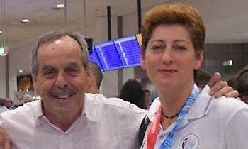 Στον Νηρέα Χαλανδρίου η «ασημένια» Ολυμπιονίκης της Αθήνας Ελληνάκη