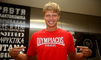 Κουζμίνσκας: «Όλες οι ομάδες περνάνε δυσκολίες κάποια στιγμή, όλα θα είναι καλά στον Ολυμπιακό»